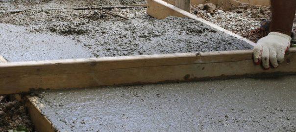 temps prise beton