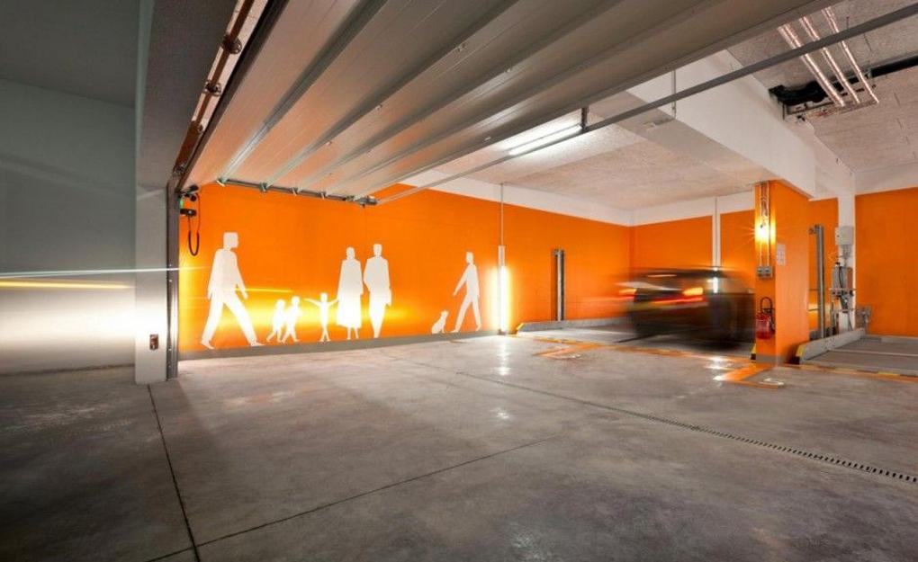 sol garage beton lisse